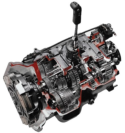 Electrohydraulic manual transmission - WikiVisually