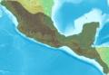 Mesoamérica relief map.png