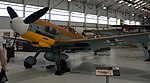 Messerschmitt Bf109 G-2 Trop, RAF Museum, Cosford. (33064925284).jpg