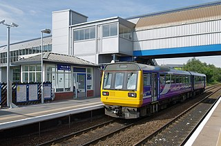 MetroCentre railway station Railway station in Tyne and Wear on the Tyne Valley Line