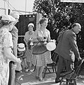 Mevrouw Ben Goerion op Floriade, Bestanddeelnr 911-3603.jpg