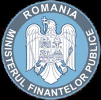 Ministry of Public Finance (Romania) - Image: Mfinante