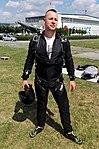 Michał Marek skydiver, Gliwice 2017.08.15.jpg