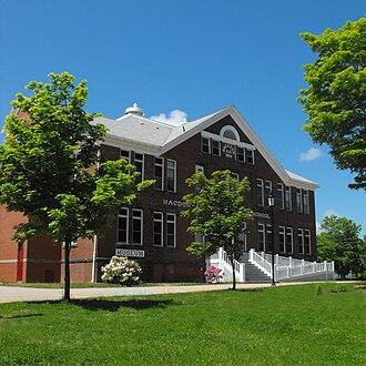 Middleton, Nova Scotia - MacDonald Museum