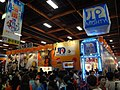Mighty Media in Comic Exhibition 20140810.jpg