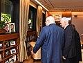 Mike Pence visit at Beit HaNassi, January 2018 (3433).jpg