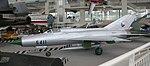 Mikoyan MiG-21PFM. Seattle Museum Of Flight, Washington.jpg