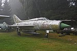 Mikoyan MiG-21PF Fishbed-D '2401' (11657254506).jpg