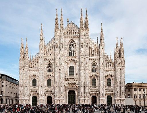 Milano Italy Duomo-Milan-01