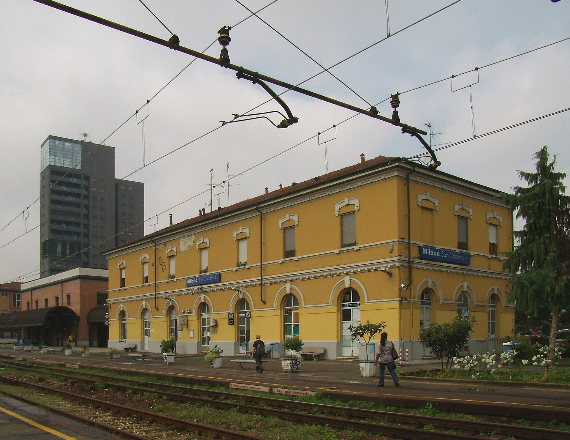Villa San Giovanni Rogoredo