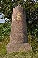 Milestones Middelfart-Nyborg.8 miles.front.ajb.jpg