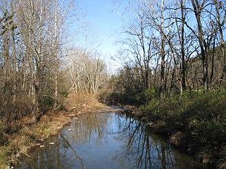 Sloan–Parker House - Mill Creek near Junction