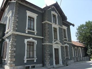 Atatürks Residence and Railway Museum National historic house and railway museum in Ankara, Turkey