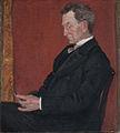 Miloš Jiránek, Portrét Augusta Švagrovského.jpg