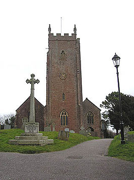 Church of St Michael, Milverton