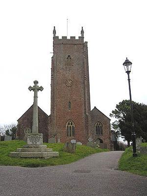 Milverton, Somerset - Image: Milverton church