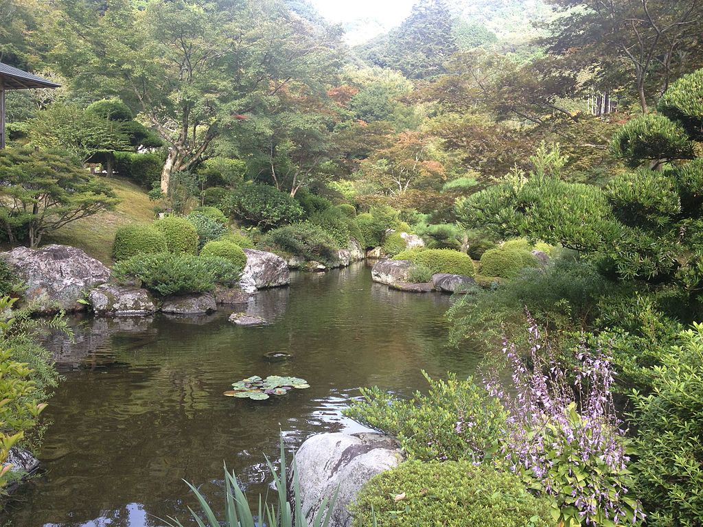 Mimurotoji garden