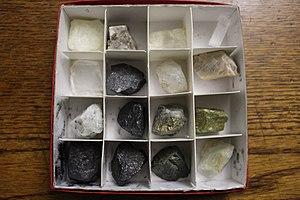 Geology - Minerals