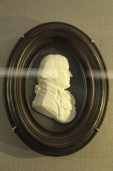 Miniature of Prof John Millar, 1796, Scottish National Portrait Gallery