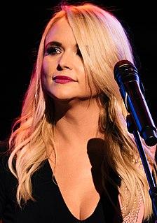 Miranda Lambert American country music singer