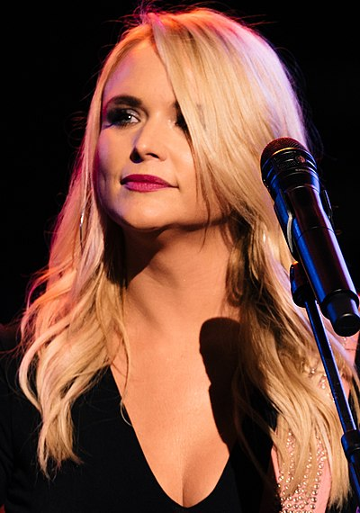 Picture of a band or musician: Miranda Lambert