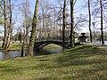 Mirow Schloss Liebesinsel Brücke 2010-04-07 056.jpg