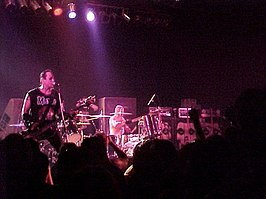 The Misfits in 2001.