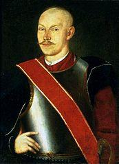 Portrait of Aleksander Mączyński.