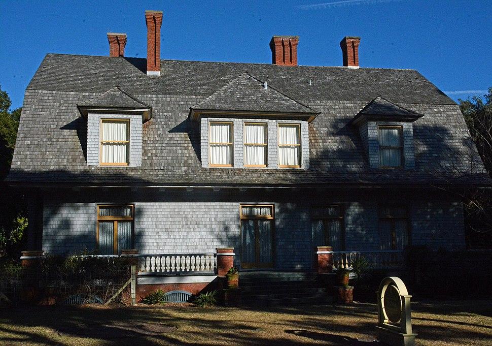 Mistletoe house, Jekyll Island, Georgia