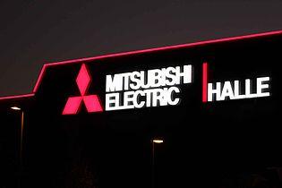 mitsubishi electric halle – wikipedia