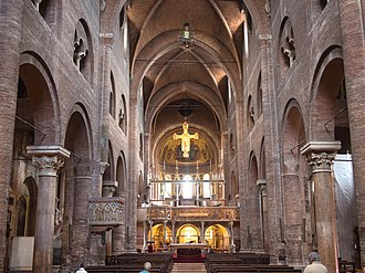 Modena Cathedral - Image: Modena Cathedral inside