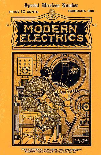 Ralph 124C 41+ - Serialized in Modern Electrics