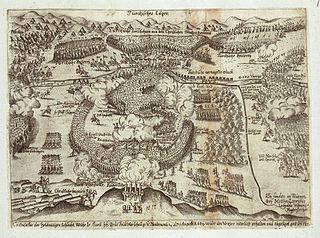 Battle of Saint Gotthard (1664) Battle of the Austro-Turkish War in which the Turks were defeated