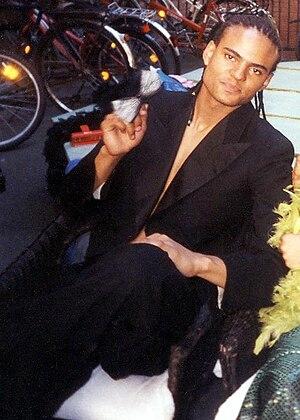 Mohombi - Mohombi in Stockholm in 2002