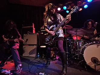 Crocodile Cafe - Image: Mono Crocodile Cafe 1