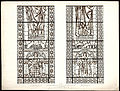 Monografie de la Cathedrale de Chartres - Atlas - Les quatre grands Prophétes portant les quatre Evangelistes - Feuile 2A - Chromelithographie.jpg
