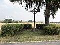 Mont-Villers (Bonzée, Meuse) croix de chemin.JPG