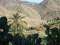 Montagne de la commune de Menâa 4 (Wilaya de Batna).jpg