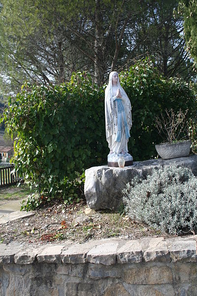 Montoulieu (Hérault) - vierge
