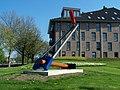 Monument Technische school Arnold van de Escherd-Joey van Twillert Vetkamp Nijkerk.JPG