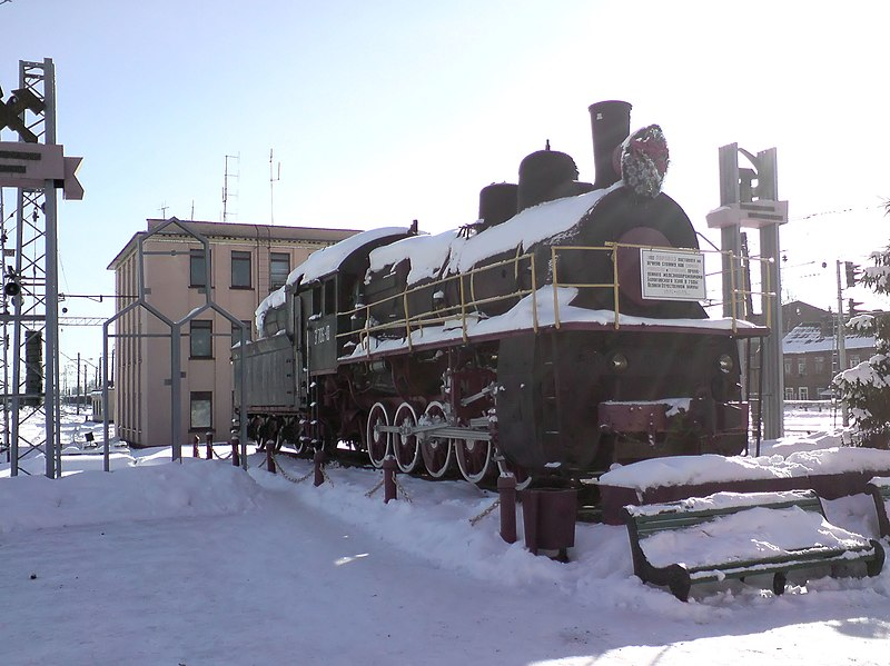 Датотека:Monument of Engine in Bologoye.jpg
