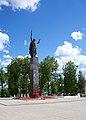 Monument to World War II warriors - Mozhaysk, Russia - panoramio.jpg