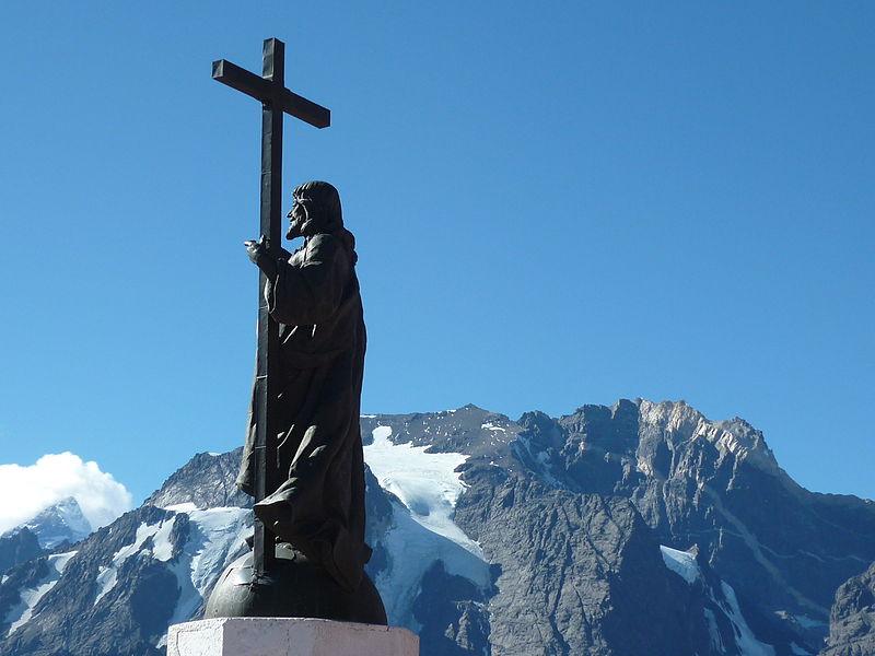 Monumento al Cristo Redentor de los Andes