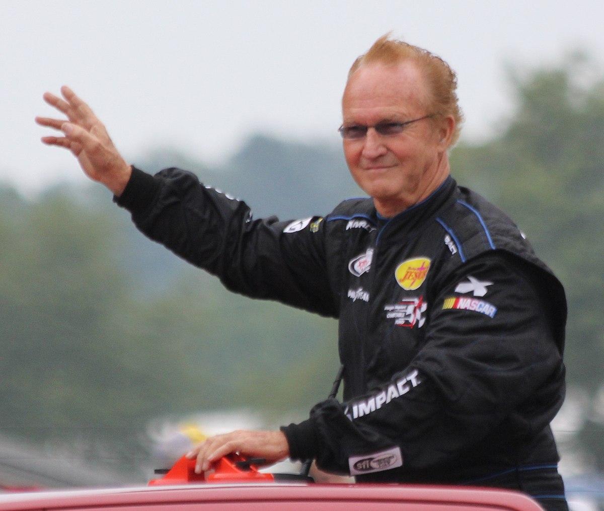 Car And Driver 10 Best >> Morgan Shepherd - Wikipedia
