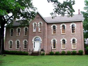 Lyon College - Image: Morrowhall