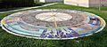 """Mosaic """"Windrose"""" by Arnulf Neuwirth 01.jpg"""