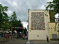 Mosaic wall art Sutton Surrey.JPG
