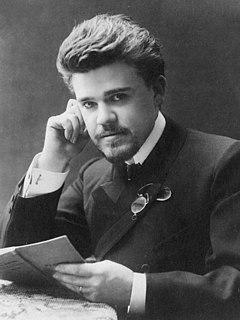 Ivan Moskvin Russian actor