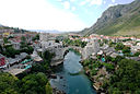 Mostar Old Town Panorama.jpg