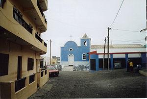 Mosteiros, Cape Verde - Church of Nossa Senhora da Ajuda